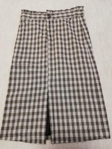 Minanaのチャックスカートの実際の写真